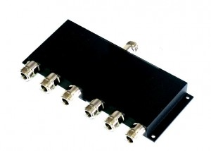6 way LTE splitters